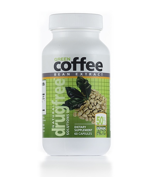 Zelená káva, 60 kapslí