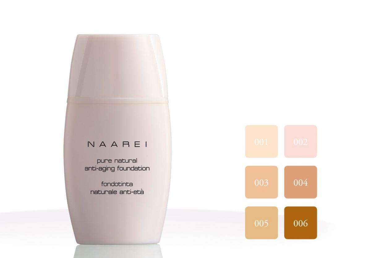 Naarei Přírodní make-up proti vráskám 30ml