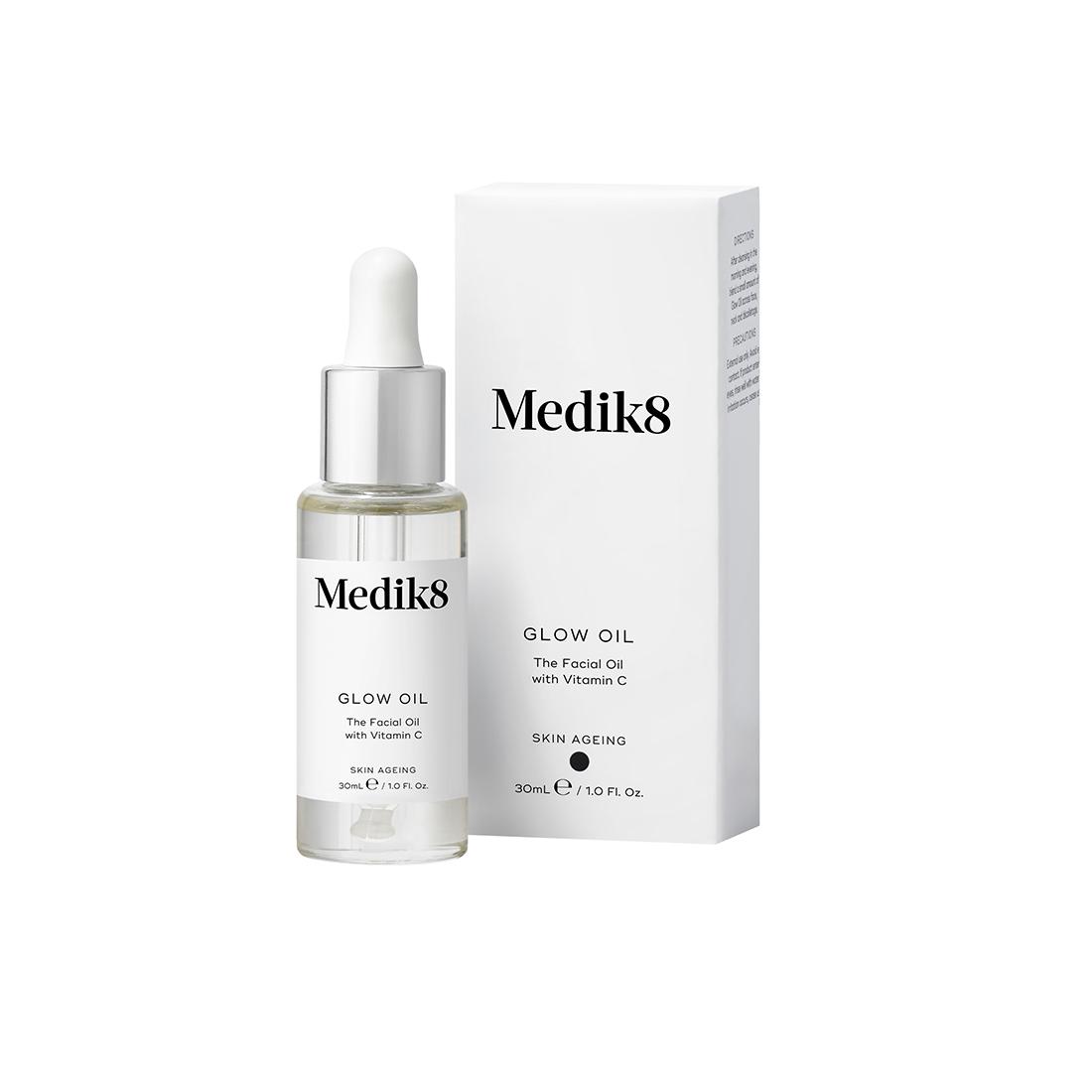 Medik8 Glow Oil™ hydratační pleťový olej s vitamínem C