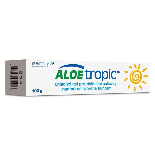 Barny´s ALOE tropic™ gel po opalování 100 g