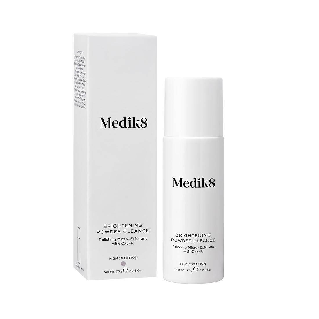 Medik8 Brightening Powder Cleanse - čisticí přípravek