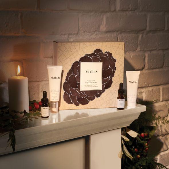 Medik8 Vánoční balíček CSA Philosophy pro omlazení pleti