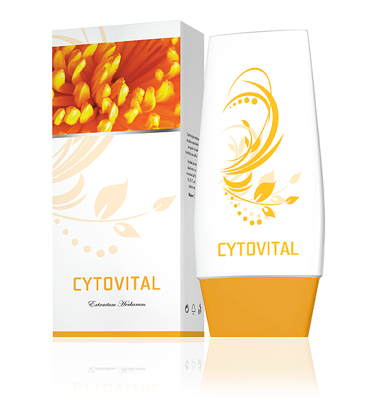 Energy CYTOVITAL 50 ml EXP 11/2017