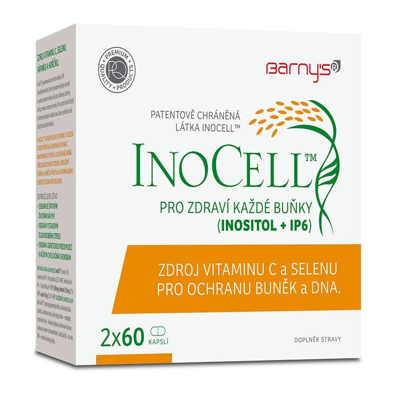 Barnys Inocell™ dvojbalení (2 x 60 tablet)