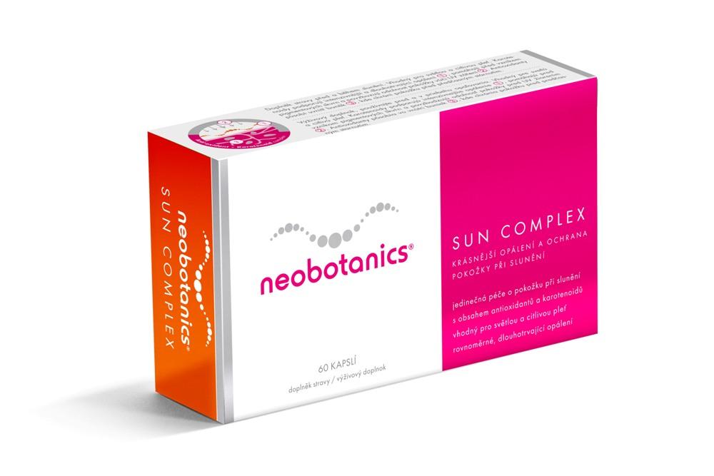 Neobotanics Sun Complex 60 cps DOPRODEJ EXP 2014