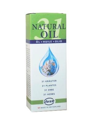 Just Olej z 31 léčivých rostlin 50 ml SLEVA!
