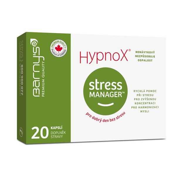 Barny´s Hypnox StressManager™ 20 cps - proti stresu a úzkosti