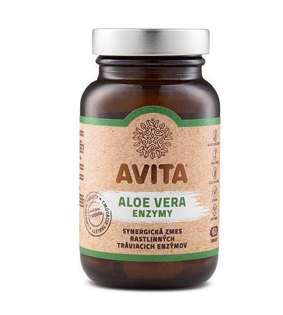 Avita ALOE VERA & ENZYMES 60 tbl.