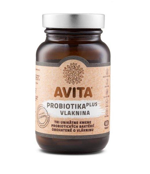 Avita PROBIOTIC & FIBER 60 tbl.