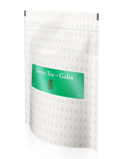 Energy čaj Green Tea - Gaba