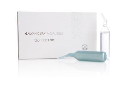 Nu Skin Galvanic Spa System Facial Gels with ageLOC - Omlazující gely na tvář 8x4ml