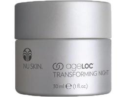 Nu Skin ageLOC Transforming Night – noční hydratační krém