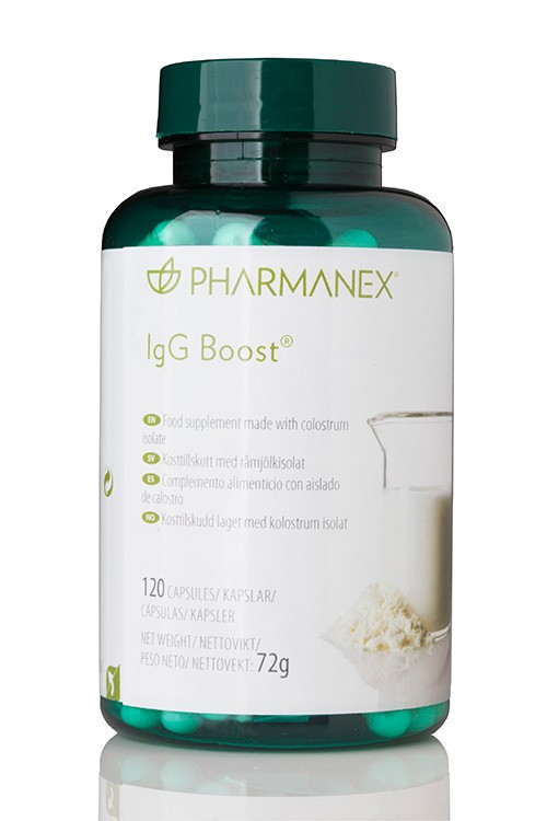 Pharmanex IgG Boost® - Colostrum 120 cps