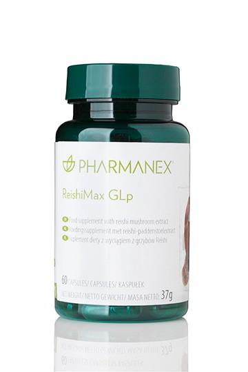 Pharmanex ReishiMax GLp - houba Reishi 60 cps