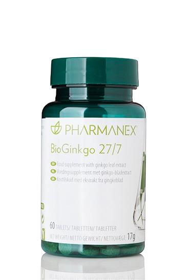 Pharmanex BioGinkgo 27/7 - 60cps