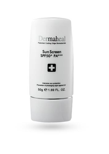 Dermaheal opalovací krém SPF 50 (50 ml)