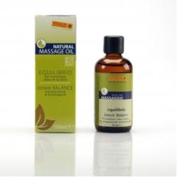 VITALIS Masážní olej BIO pro vnitřní balanci a proti stresu 100 ml