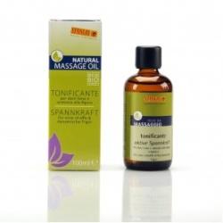VITALIS Masážní olej BIO pro osvěžení a pružnost těla 100 ml