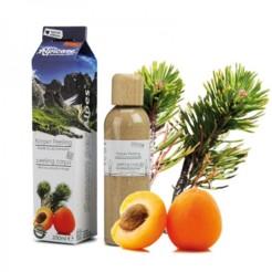 VITALIS Peeling meruňka a horská borovice 200ml