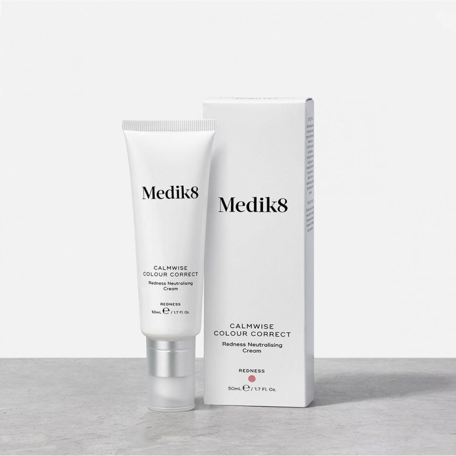 Medik8 Calmwise Colour Correct 50 ml – redukce zarudnutí, růžovky