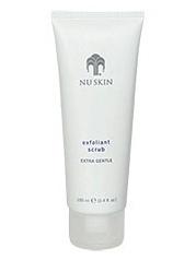 Nu Skin Exfoliant Scrub - jemný peeling pro všechny typy pleti 75ml