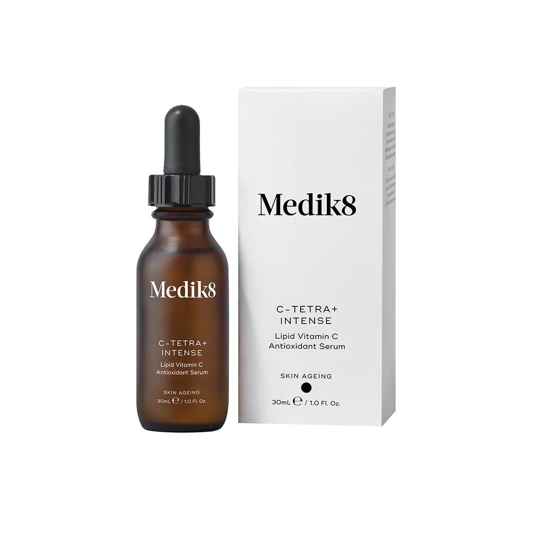 Medik8 C-TETRA + Intense sérum - nejsilnější sérum s vit.C