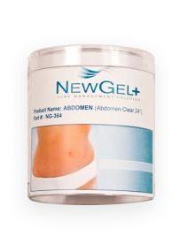 New Gel+ Průhledná náplast na břicho 60 cm (1 ks v balení)