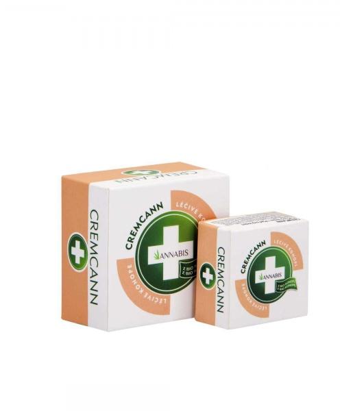 Konopný krém CREMCANN omega 3-6