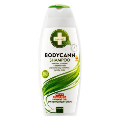 Annabis Bodycann shampoo 250 ml - konopný šampon