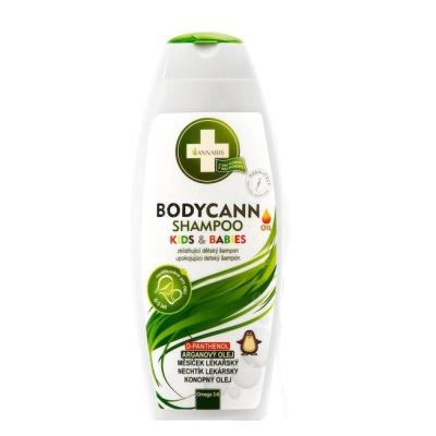Annabis Bodycann shampoo kids&babies