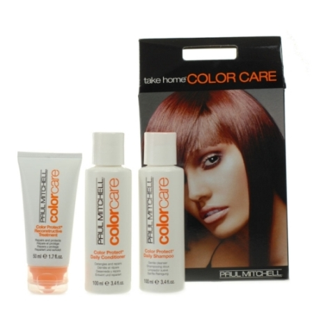 Paul Mitchell Color Protect Take Home Kit - pro barvené vlasy