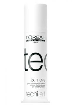 Loreal Tecni.Art Fix Move - Pružný fixační gel 100ml