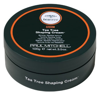 Paul Mitchell Tea Tree Shaping Cream 100 g – stylingový krém