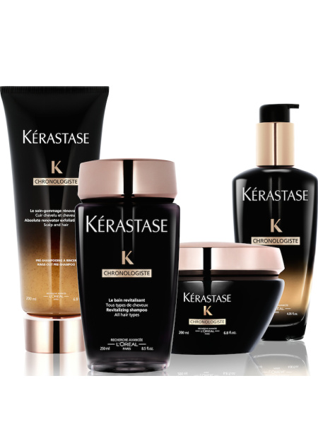 Kérastase Chronologiste Sada  200/250/120/200ml
