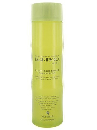 Alterna Bamboo Shine Luminous Shampoo - šampon pro zářivý lesk 250 ml