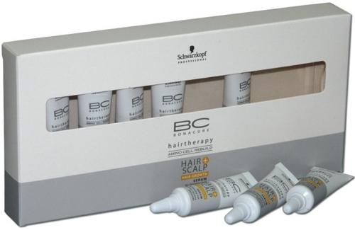 Schwarzkopf BC Hairgrowth Serum - aktivační sérum pro podporu růstu vlasů  8x7 ml