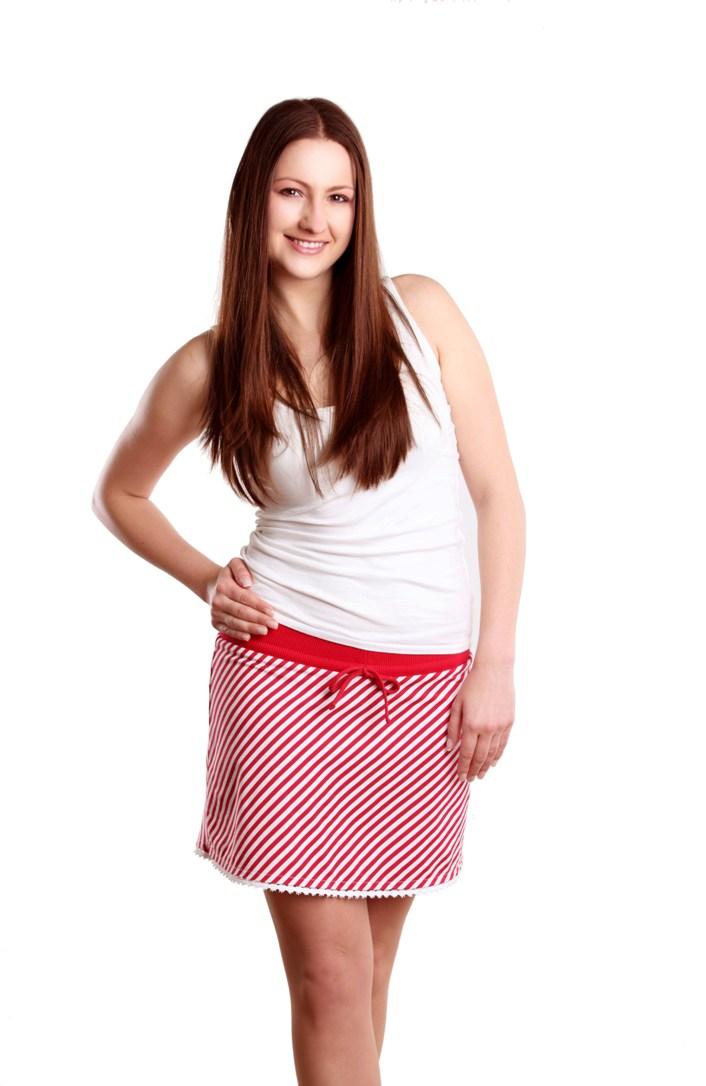 Námořnická sukně RedBerry