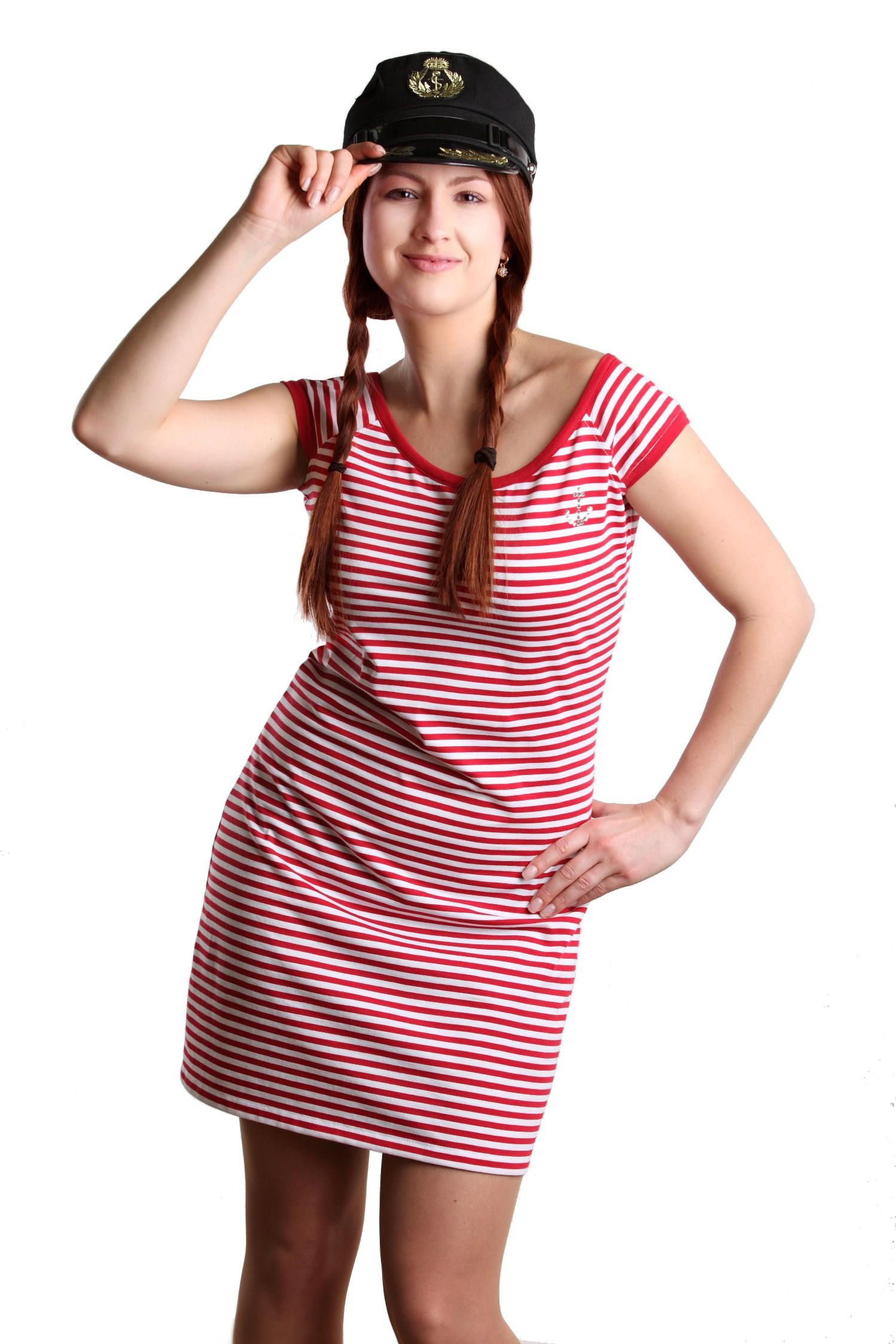 Námořnické šaty RedBerry